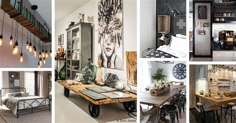 Four Types Of Industrial Style Decor by 36 Best Industrial Home Decor Ideas And Designs For 2019