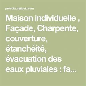 évacuation Eaux Pluviales Maison Individuelle : 31 best innovation batiment images on pinterest ~ Dailycaller-alerts.com Idées de Décoration