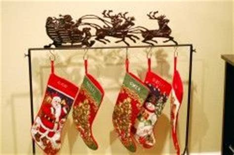 review kirklands christmas stocking holder stand