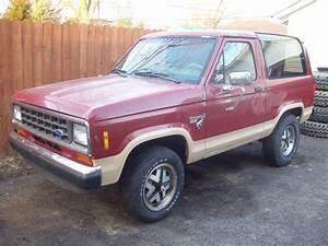97rangerstx 1986 Ford Bronco Ii Specs  Photos
