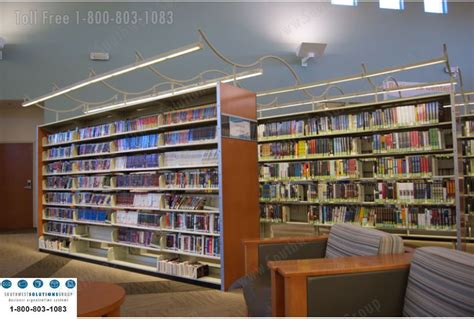 Directed Library Shelving Lighting  Led Lights For Static