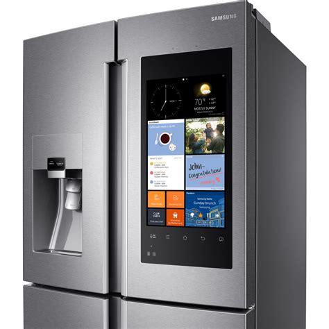 rfksr samsung  cu ft family hub refrigerator