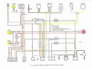 34 Kawasaki Bayou 250 Wiring Diagram