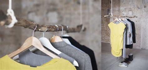 Kleiderstange Für Die Wand by Platz Sparen Kleiderstange F 252 R Wand Selber Bauen Diy