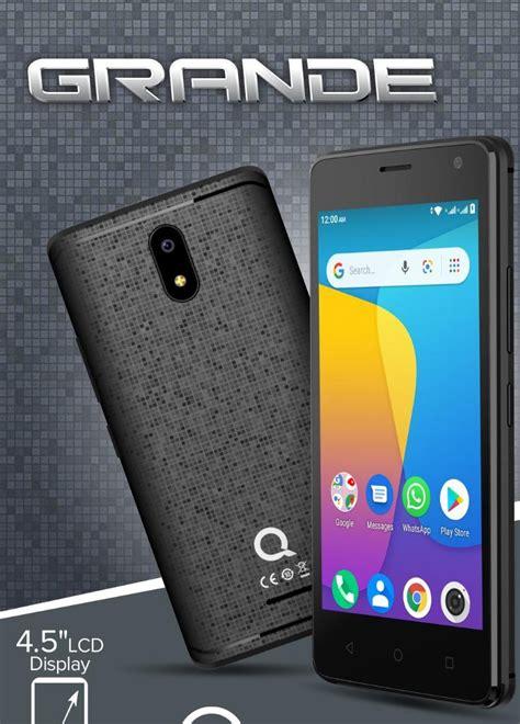 Q Mobile SMART Grande (8GB + 512MB) - PakMobiZone - Buy ...