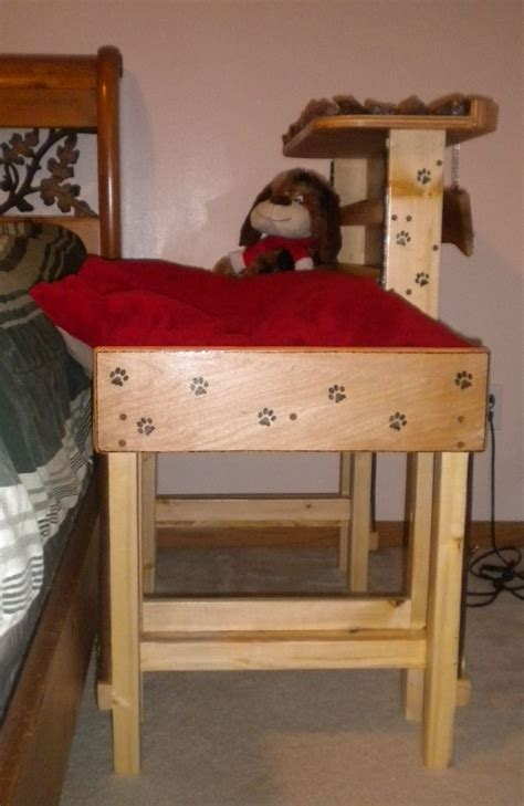 custom dog bed  woodworks  sullivan custommadecom