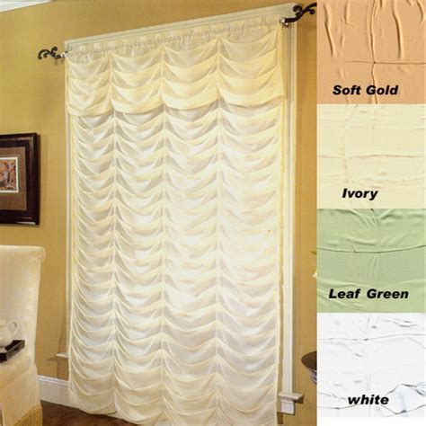 panel sheer curtains curtain design