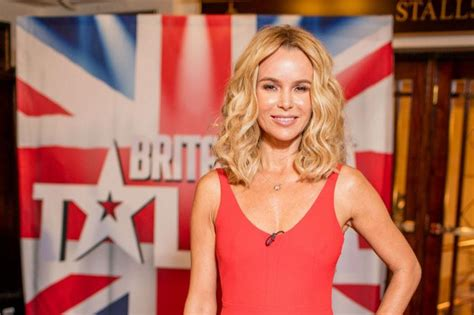 Amanda Holden 'burst Into Tears' After Bgt Reunites Family