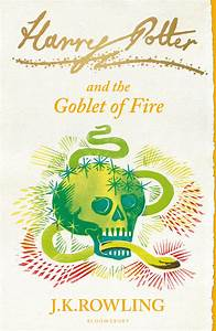 Goblet of Fire signature edition — Harry Potter Fan Zone