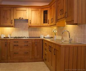 Durable Solid Wood Kitchen Cabinets 2016
