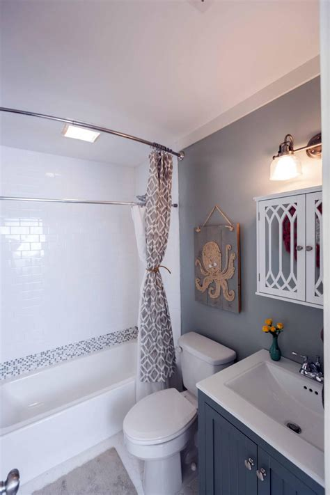 20 Small Bathroom Before and Afters Bathroom Design
