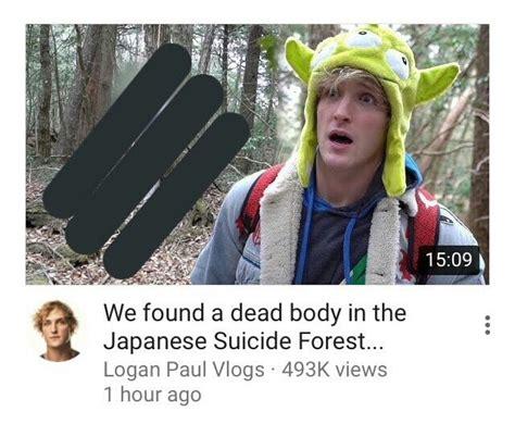 paul si鑒e social logan paul lo youtuber che ride di un cadavere non si gioca con la vita condanna unanime come è stato possibile
