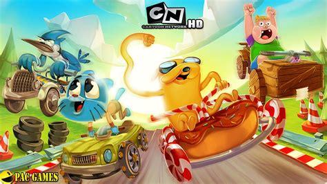 Cartoon Network All Stars Game