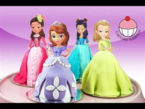 dress mickey premium princess cupcakes make sofia the mini disney cakes