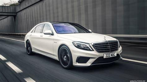Mercedes Benz S63 Amg Luxury Sports Sedan Wallpapers (72