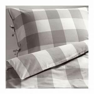 Ikea Bettwäsche 140x200 : ikea emmie ruta bettw scheset 2 teilig 140x200 80x80 cm vor dem weben durchgef rbtes ~ Orissabook.com Haus und Dekorationen