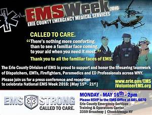 Celebrate EMS Week with us! | Department of Homeland ...