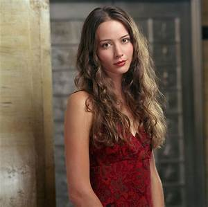 Angel, Amy Acker as Fred and Illyria | DVDbash