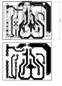 Assemble Mini Power Amp Tda2050