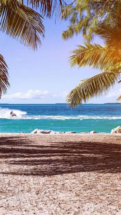 Iphone Summer Beach Vacation Nature Ocean Sea