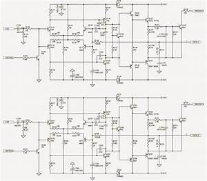 Electro Help  Jbl Marine Ma6004  U2013 4 Channel Power Amplifier  U2013 Circuit Diagram