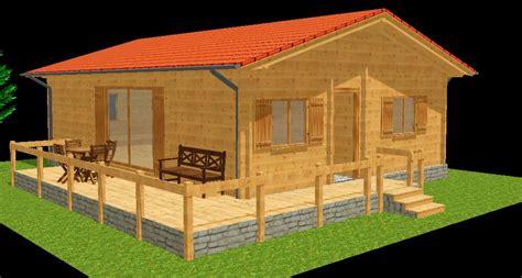 maison en bois pas cher en kit deltawood promotion de maisons modulaire ossature bois pas chere maison contemporaine