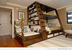 Cool Bunk Bed Designs - Easy Home Decorating Ideas