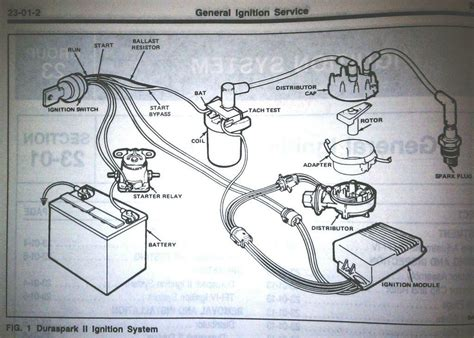 1977 Ford 351m F150 Ignition Wiring Diagram by Ignition Module Wiring Help Ford Truck