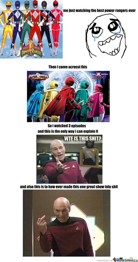 Power Rangers Meme - power rangers by kopaska meme center