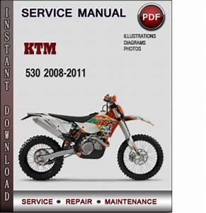 Ktm 530 2008