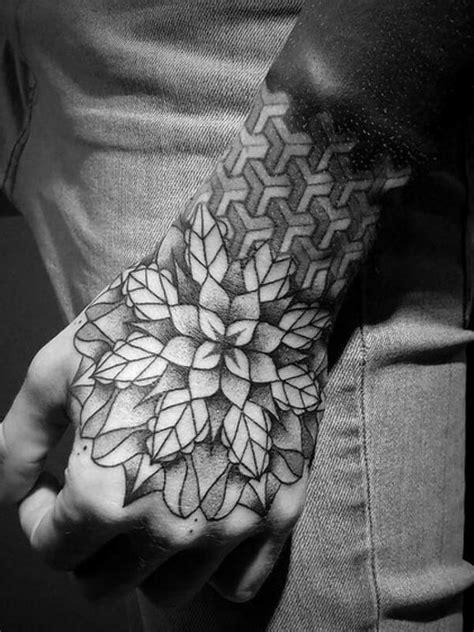 Top 75 Best Hand Tattoos for Men - Unique Design Ideas | Improb