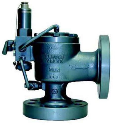 mercer  pilot operated relief valves