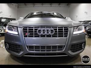Audi S5 4 2l 356ch : 2010 audi s5 4 2 quattro prestige manual w only 8k miles ~ Medecine-chirurgie-esthetiques.com Avis de Voitures