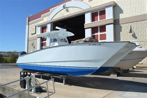 Freeman 33 Boats For Sale by Freeman Boatworks 33 Center Console Catamaran Boats For Sale