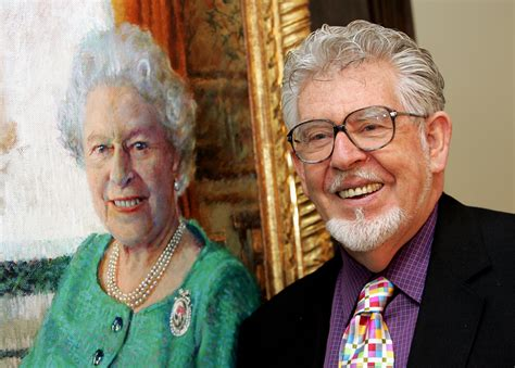 A Woman Warned The Queen About Rolf Harris When The