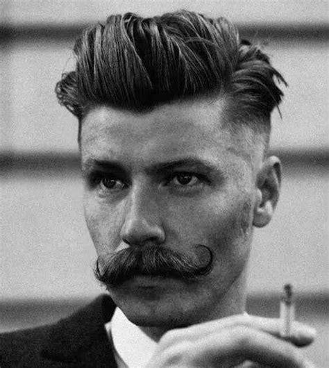 coupe cheveux court cote long dessu homme coupes de