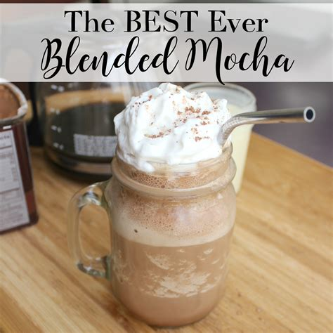 Best Blended by The Best Blended Mocha