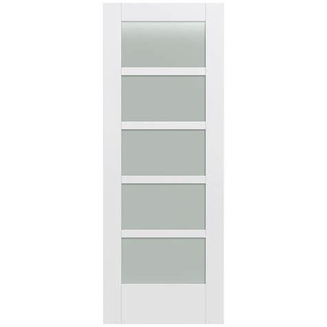 home depot jeld wen interior doors jeld wen 32 in x 80 in moda primed pmt1055 solid