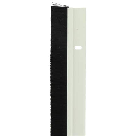 bas de porte brosse pvm blanc de bas de porte 1087350 mon magasin g 233 n 233 ral
