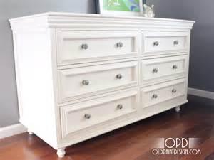 Hemnes 6 Drawer Dresser Hack by Madison Dresser Old Paint Design