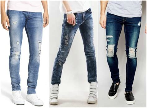 Styles Of Mens Jeans