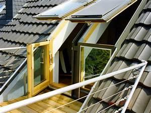 Dachfenster Mit Balkon Austritt : dachdeckermeister rolf knops fachgerechte ausf hrung von dachdecker und bauklempnerarbeiten ~ Indierocktalk.com Haus und Dekorationen