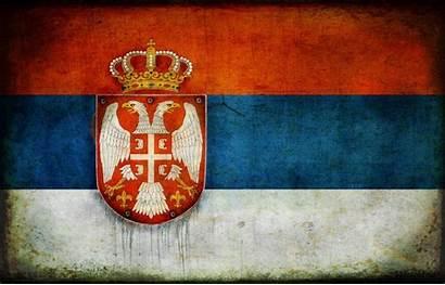 Flag Serbian Wallpapers Serbia