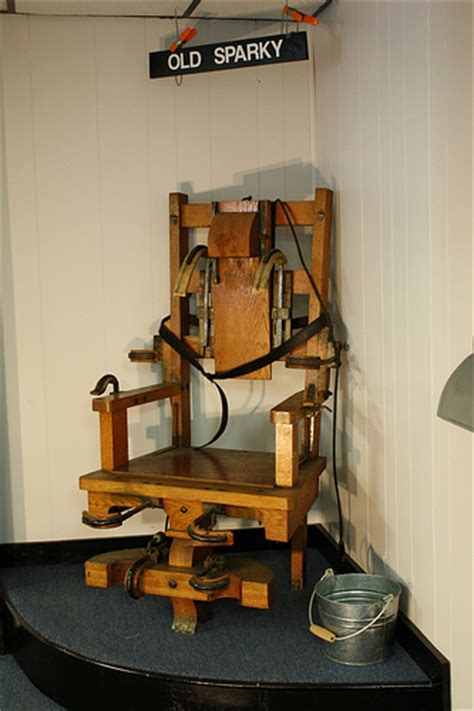 Sparky Electric Chair by Sparky Flickr Photo