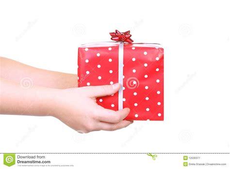 christmas gift giving stock image image of navidad