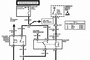 Schematics And Diagrams  Fuel Pump Relay Wiring For 1995 Pontiac Trans Sport Van