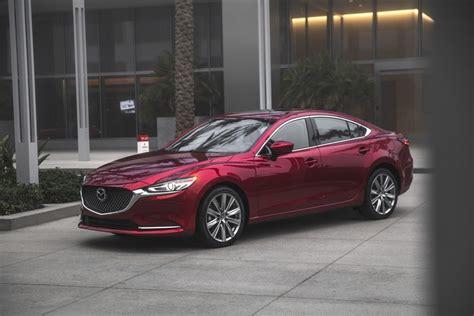 2018 Mazda6 Sedan  Inside Mazda