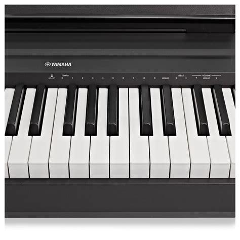Yamaha P45 Digital Piano, Black at Gear4musiccom