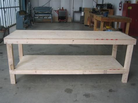 how to make a work table on the hunt for a work bench office pinterest