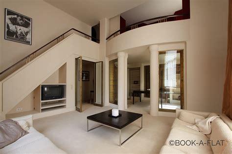 Location Appartement Meublé Rue Alasseur, Paris